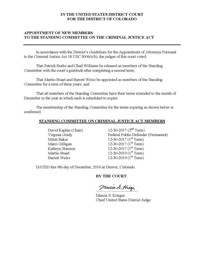 krieger-order-re-standing-committee-12-2016